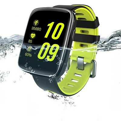 New GD19 Bluetooth Wireless Smartwatch Smart Watch SIM TF For Android iPhone IOS