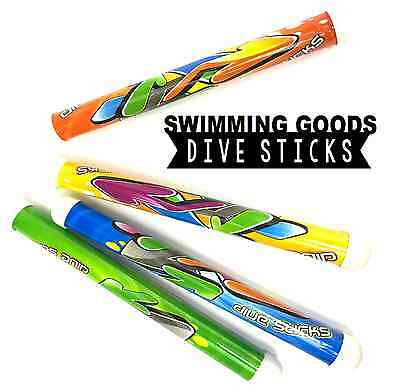 Diving Sticks Swimming Goods Pool Toys Fun Games Kids Swim Underwater Dive