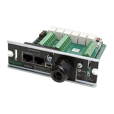 AP9613 APC SmartSlot Additional Management Cards and Options Dry Contact I/O