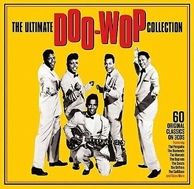 Various Artists - Ultimate Doo Wop Collection / Various [New CD] UK - Import
