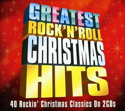 Various Artists - Greatest Rock N Roll Christmas Hits / Various [New CD]