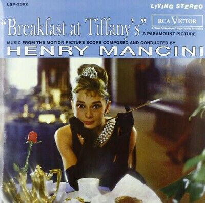 Henry Mancini - Breakfast at Tiffany's (Music From the Motion Picture Score) [Ne