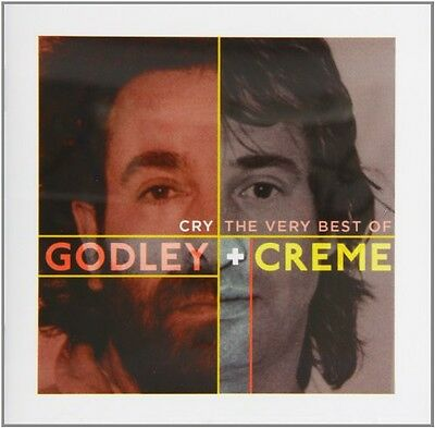 Cry: The Very Best Of - Godley & Creme (2014, CD NEW)