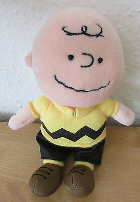 Fab Retro Musical *charlie Brown* Snoopy Friend Ty Beanie Plush Soft Toy