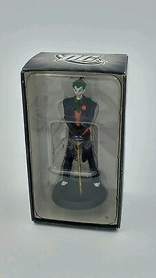 THE JOKER #3 DC COMICS OFFICIAL COLLECTIONS Eaglemoss Action Figure