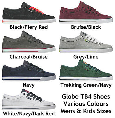 Globe Tb4 Skate Shoes - Various Colours Available