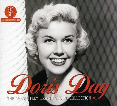 Doris Day - Absolutely Essential 3 CD Collection [New CD] UK - Import