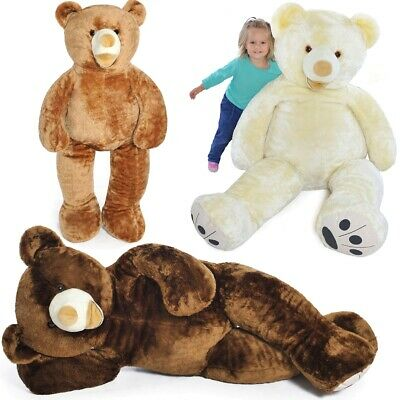160cm Large Giant Big Teddy Bear Soft Plush Toys Gift