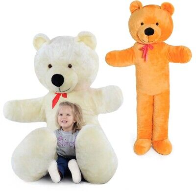 205cm Large Giant Big Teddy Bear Soft Plush Toys Gift