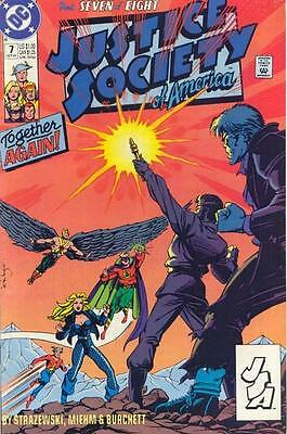 Justice Society of America #7 (Oct 1991, DC)