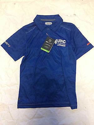 United Healthcare Women's Polo Size Small Blue New