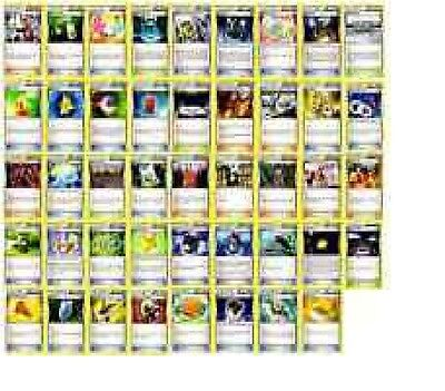 AMAZING 44 Pokemon trainer Set Collection holos,uncommons more!!