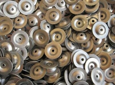 Roofing nails washers washer 25-28mm Zinc Galvanised Free Delivery