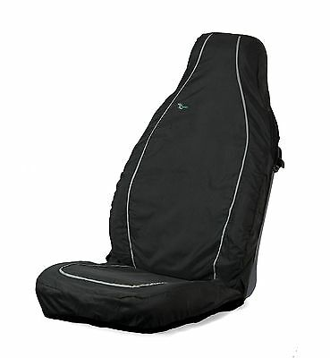 Town and Country Air Bag Compatible Seat Cover - Black - SAME DAY DISPATCH