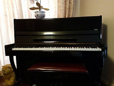Excellent NIEER Piano with stool