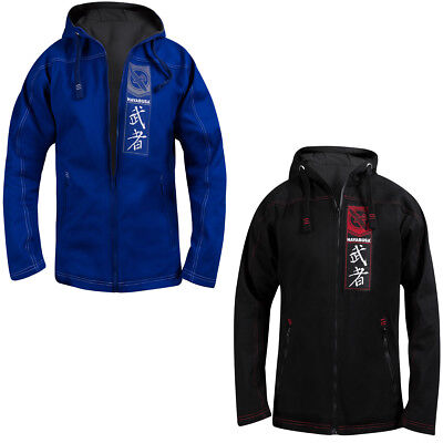 Hayabusa Uwagi Full Zip Hooded Gi Jacket