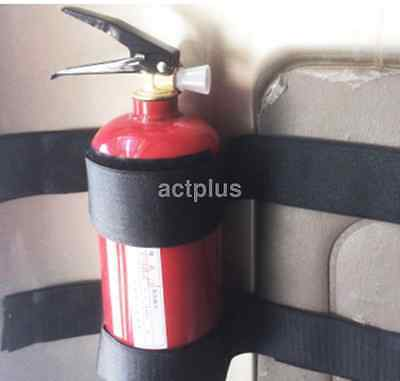 5pcs Car Trunk to Receive Store Bag Storage Network for fire extinguisher CA
