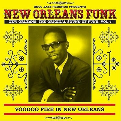 Soul Jazz Records Presents - New Orleans Funk 4 [New CD]