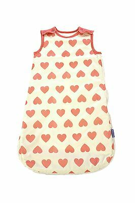 Babasac Multi Tog Baby Sleeping Bag Heart for 18 - 36 Months