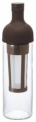 Hario Cold Brew Filter In Coffee Bottle - Brown