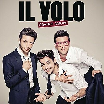 Il Volo - Grande Amore [New CD]