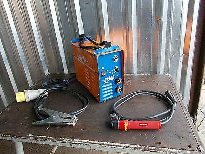 NewArc R1500 arc stick welder 150amp 110/240 volt, It has new welding cables