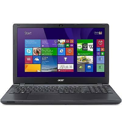 "Acer Aspire E5-571 15.6"" LED Black IMR Core i3 4GB 500GB HDD Windows 8.1"