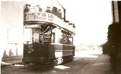 Photo of Dover Corporation Tram No.27 at the Pier Terminus