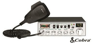 COBRA 29 WX NW ST Professional CB Radio with Nightwatch and Weather