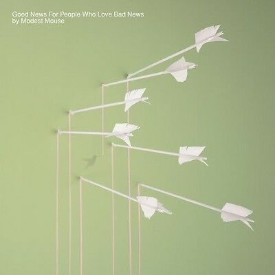 Modest Mouse - Good News for People Who Love Bad News [New Vinyl]
