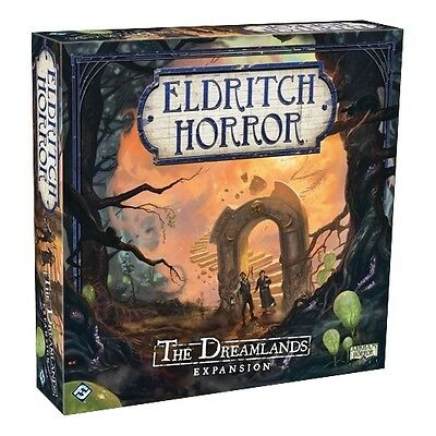 Eldritch Horror The Dreamlands - Fantasy Flight Games - New Board Game