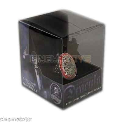 Universal Monsters Ring of Dracula Collector Edition Anello Prop Replica RARE!