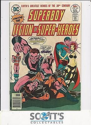 Superboy (Legion of Superheroes)  #221  FN