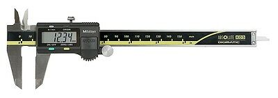 "Mitutoyo 500-196-30 Absolute Digimatic Caliper, 0-6""/150mm Range - BRAND NEW"
