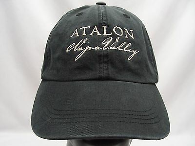 Atalon - Napa Valley - Adjustable Strapback Ball Cap Hat!