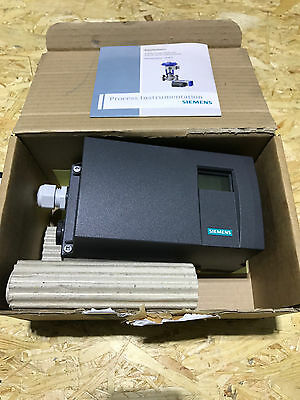 Siemens 6DR5020-0NG00-0AA0 SIPART PS2 2-WIRE DA Positioner