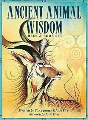 Ancient Animal Wisdom by Stacy James Paperback Book (English)