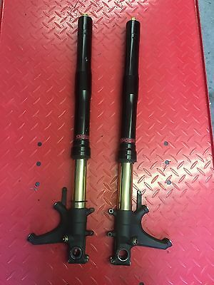 Honda Cbr 600 Rr 07 - 12 Hrc Showa Factory Forks Suspension