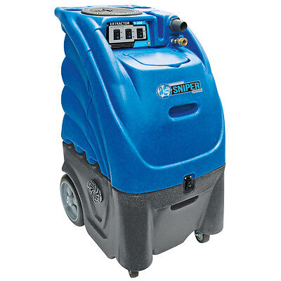 Sandia Sniper 12 Gallon Carpet Extractor 500 PSI 3 Stage Fan with Heat 80-3500-H