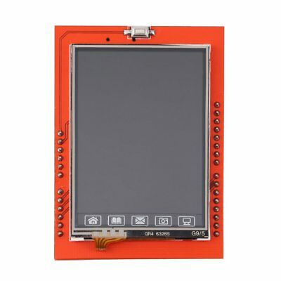 2.4inch TFT LCD Shield Socket Touch Panel Module for Arduino UNO R3 New FF