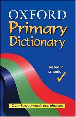 Oxford Primary Dictionary - Export by Allen, Robert Paperback Book The Cheap