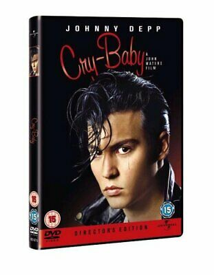 Cry Baby (Directors Edition) [DVD] - DVD  84VG The Cheap Fast Free Post