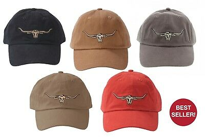 RM Williams Longhorn Cap - RRP 29.99