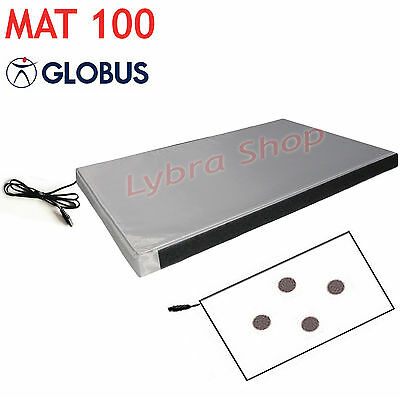 Globus MAT 100 mit Kabel LINK + 4 MAGNETE Teppich Magnetfeld-Therapie Mat100