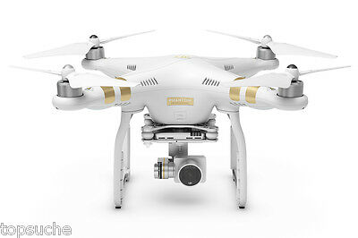DJI Phantom 3 Professional Video FPV Drone 4K TeleCamera RC Quadcopter 3-assi IT
