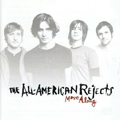 The All-American Rejects - Move Along [New CD] Bonus Tracks, England - Import