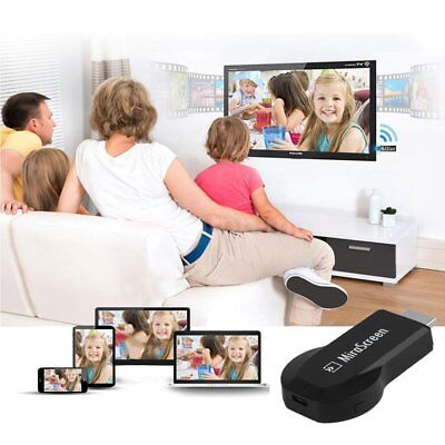 Hot HD WiFi Display Receiver DLNA Airplay Miracast Dongle HDMI 1080P USB lot FP
