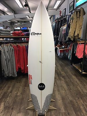 BOS Surfboards F2/ 6'5