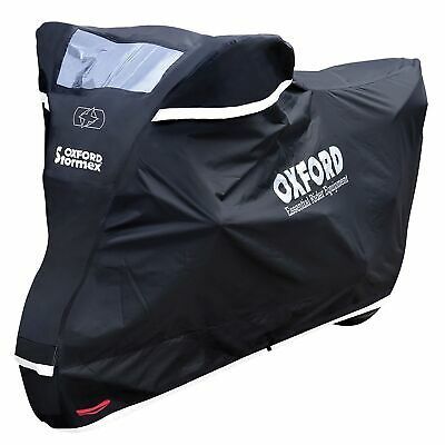 Oxford Stormex Ultimate All Weather Outdoor Motorcycle / MC / Bike Cover Large