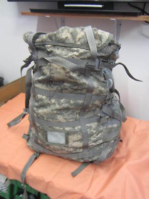 MOLLE II LARGE RUCKSACK FIELD PACK BACKPACK ACU Very Good Condition